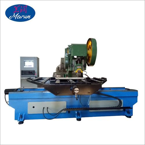 CNC Sheet Metal Punching Machine