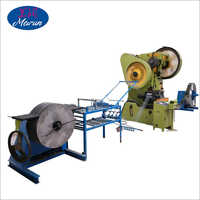 Fully Automatic Razor Barbed Wire Making Machine