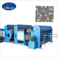 Concertina Razor Barbed Wire Welding Panel Machine