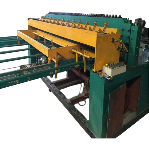 Anti Crawling Mesh Fence Welding Machine