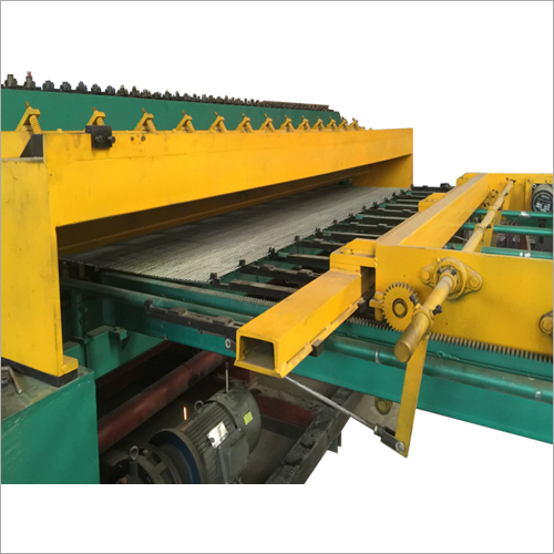 Automatic Fencing Making Machine
