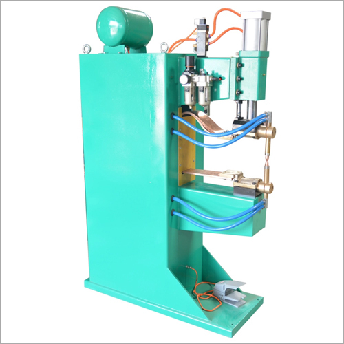 Semi-Automatic Spot Welding Machine