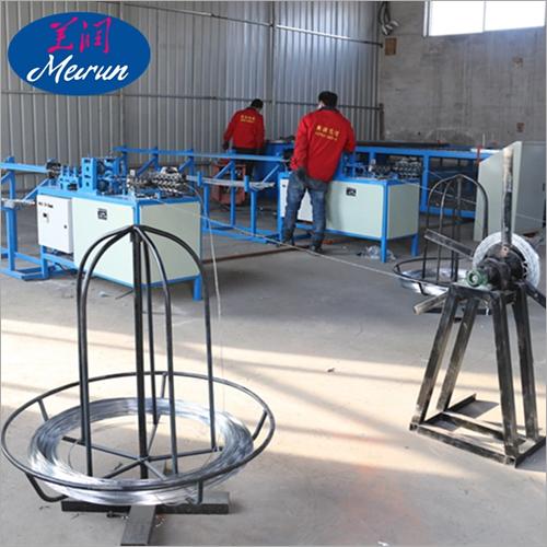 Razor Wire Welding Machine