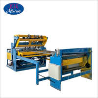 Automatic Welded Wire Mesh Machine