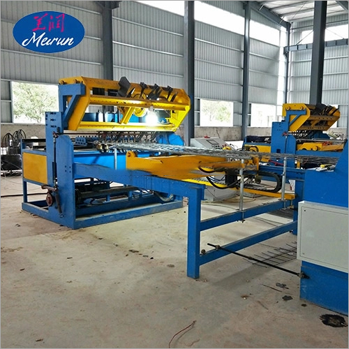 Automatic Wire Mesh Fence Making Machine