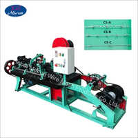 Industrial Barbed Wire Making Machine