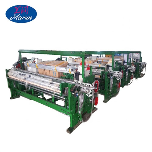 Automatic Fiberglass Mesh Weaving Machine
