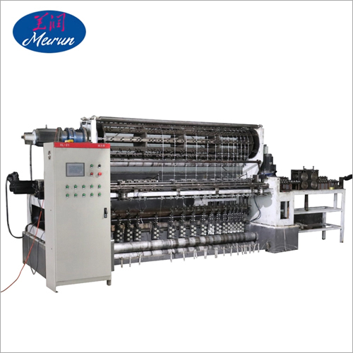 Industrial Field Fence Machine