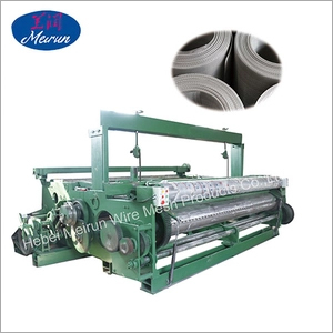 Industrial Stainless Steel Wire Mesh Weaving Machine