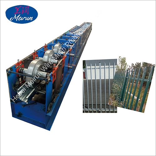 Automatic Fence Forming Machine