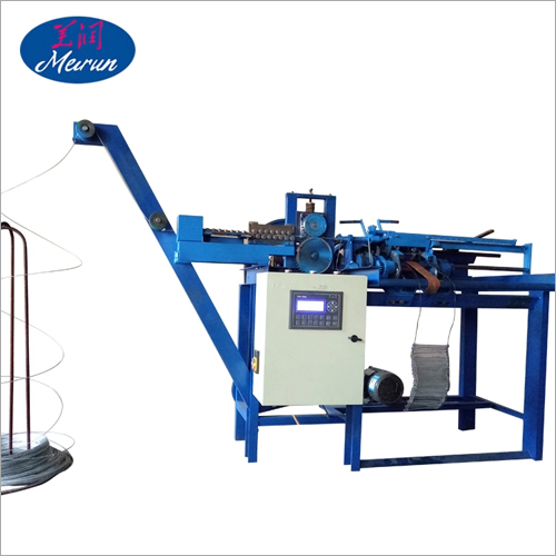 Double Loop Tie Wire Machine