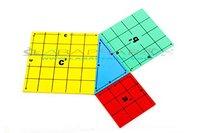 Junior Pythagorus Theorem, Made of Plastic