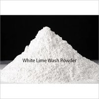 White Lime Wash Powder