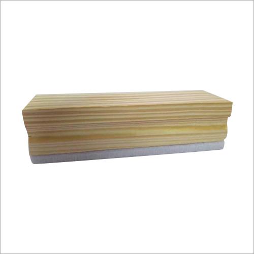 Wooden Chalk Board Duster