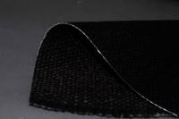 Fiberglass Graphite Coated Fabric