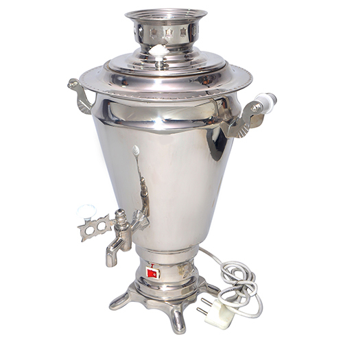 Brass Nickel Pleting Samovar
