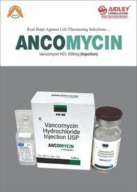 Ancomycin Inj.
