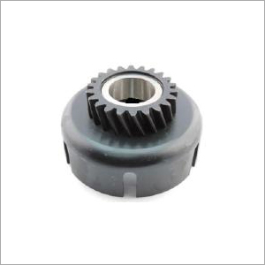 CLUTCH HOUSING WITH GEAR