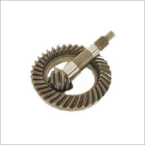 CROWN WHEEL & PINION