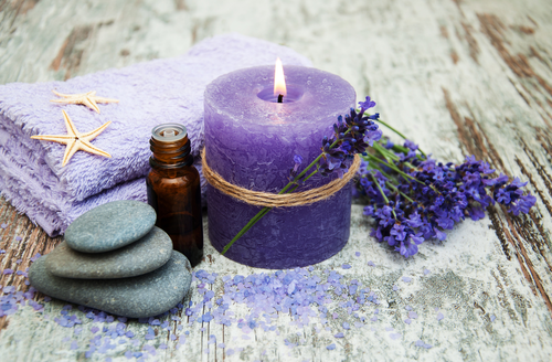 Purple Lavender Oil