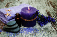 Purple Lavender Oil