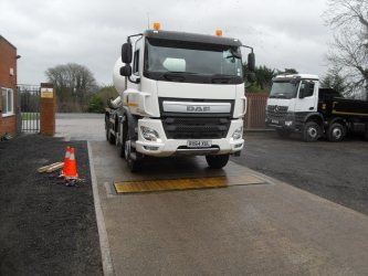 Pitless Type Weighbridges