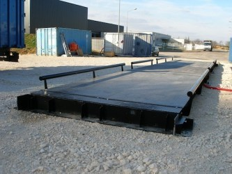 Self-Contained Weighbridges