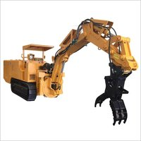 WPZ-45/400 Multi-function Flameproofed underground roadway repair and maintenance machine