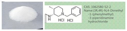 (3R 4R)-1-Benzyl-N 4-Dimethyl piperidin-3-Amine Dihydrochloride/Tofacitinib Citrate Intermediates CAS 1062580-52-2