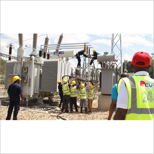 Electrical Transformer Installation Service