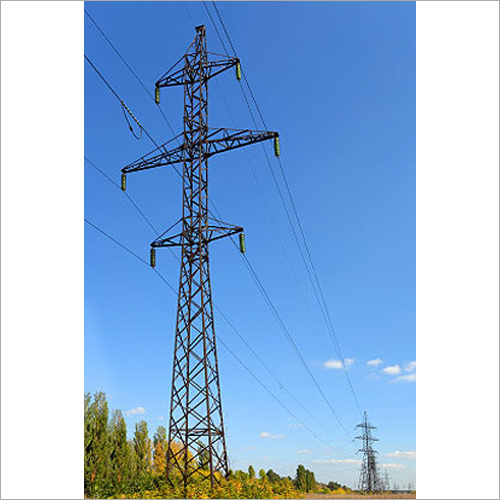 132 kv Transmission Line Tower Installation Service