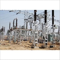 33 kv Outdoor Substation Erection Commissioning Testing Service