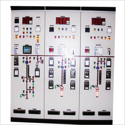 33 kv Control Relay Panel