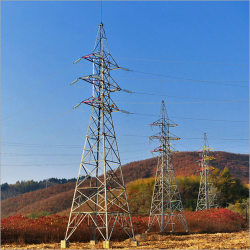 Transmission Line Tower Installation Service