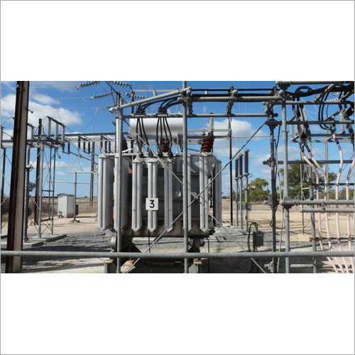 Power Networks Substation Transformer Removal Work Service