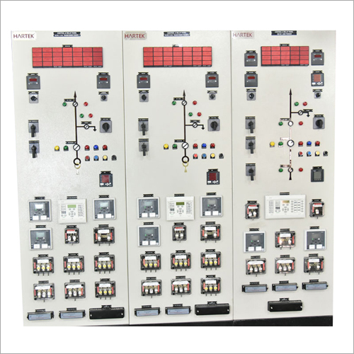 220 kv Relay Control Panel