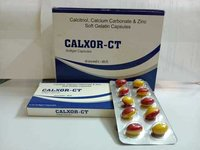 Calxor-CT softgel Capsules