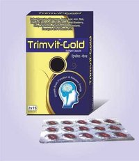 New Trimvit Gold Cancer Preventive