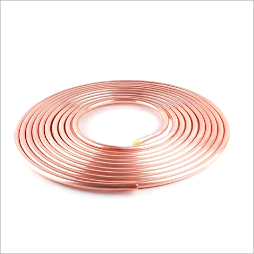 ASTM B280 Copper Tube