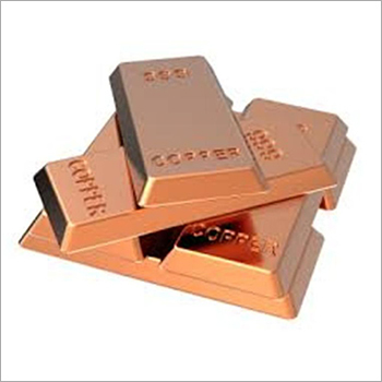 99.99%% Pure Copper Ingot