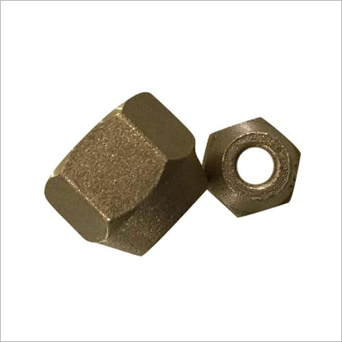 Brass Forged Nut