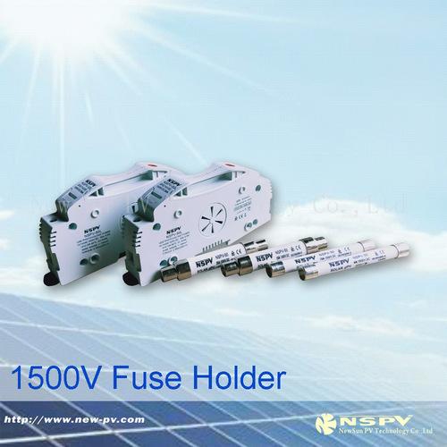 1500V DC Fuse Holder