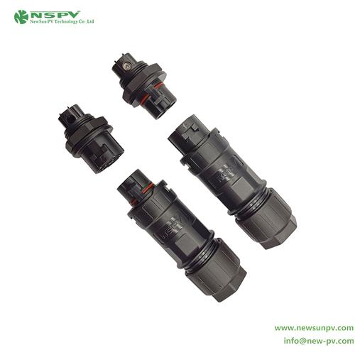 AC 3 Cores Connector