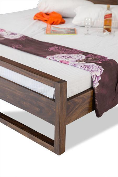 solid wood bed Sleepy beauty