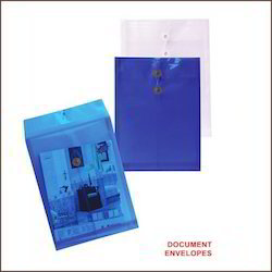 Transparent Bag File & Folders