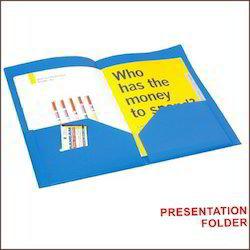 Presentation File & Folders