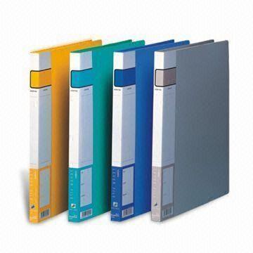 PVC File & Folders