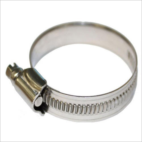 Mild Steel Worm Clamp