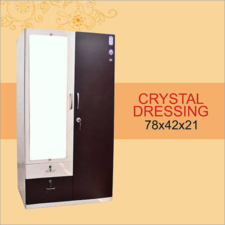 Crystal Dressing Almirah