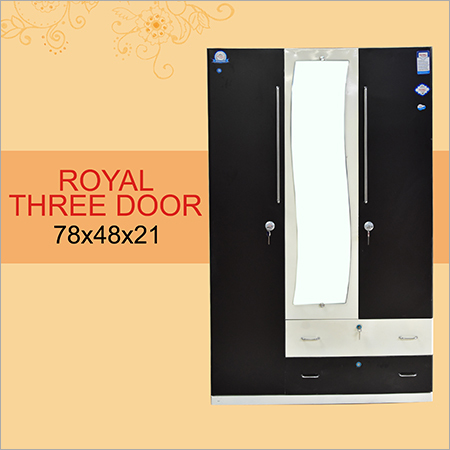 Royal Three Door Almirah
